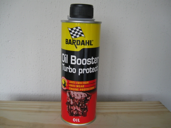 Oil booster & Turbo protect
