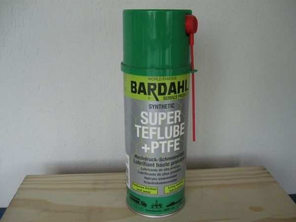 Super Teflube + PTFE