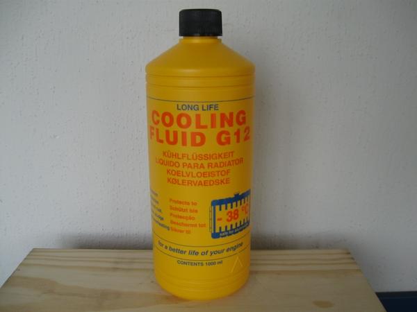 Cooling Fluid G12  -38°C