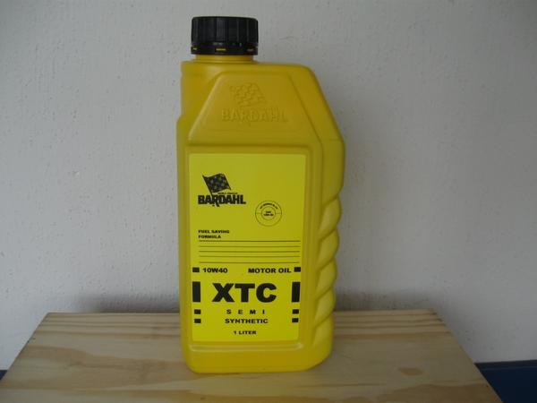 XTC 10W40 Semi synthetic