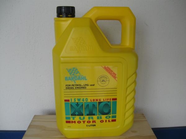 XTC 15W40 Turbo LongLife  (benzine&diesel)  5 Liter