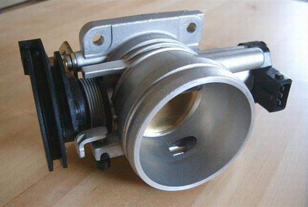 Aluminium 52mm Gasklephuis